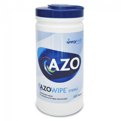 Azowipe Hard Surface Wipes (200)