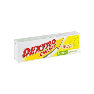 Dextro Energy Glucose Tablets - Lemon (1)