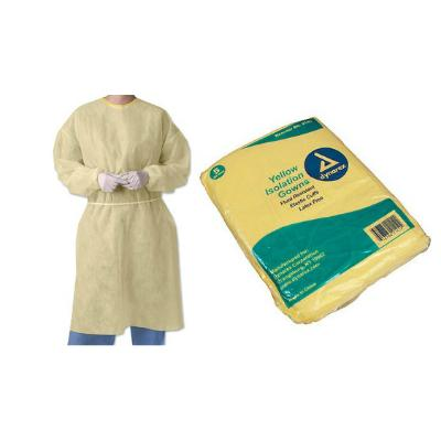 Dynarex Disposable Isolation Gown (50)