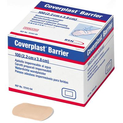 Coverplast Barrier - 3.8cm x 2.2cm (100)