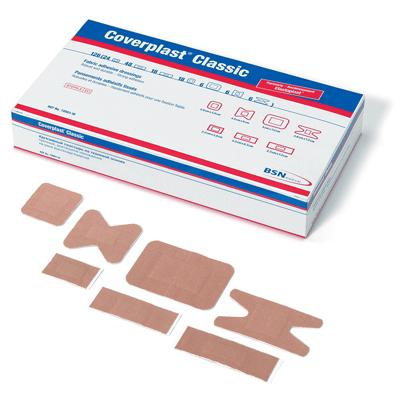 Coverplast Classic Plasters - Assorted (126)