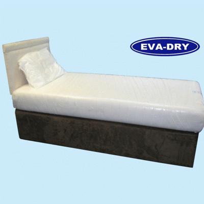 Eva-Dry Single Mattress Cover 7 inch