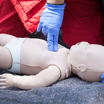 Paediatric First Aid Group Max12