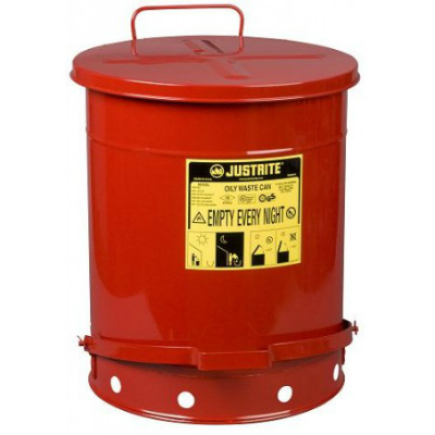 Solvent or Flammable Waste Container - 20 Litre