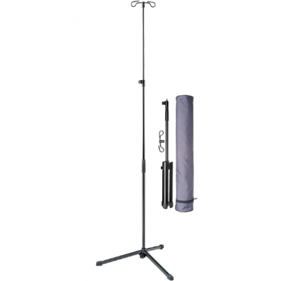 Provita Folding IV Pole with Carry Bag
