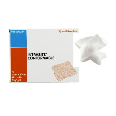 Intrasite Conformable Dressing - 10cm x 10cm (10)