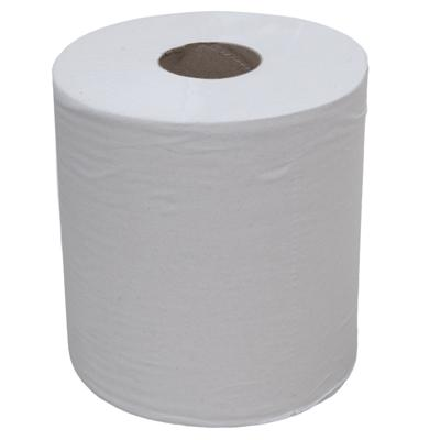 White Centre Feed Roll - 2ply - 150m (6)