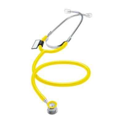 Singularis VIVO Infant Stethoscope Single Use - Canary/Yellow
