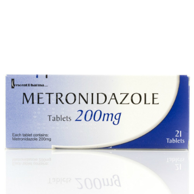 Metronidazole Tablets - 200mg (21) *POM*