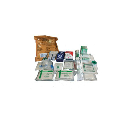 Category C First Aid Kit in Waterproof Pouch
