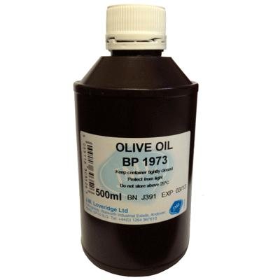 Olive Oil BP 1973 - 500ml