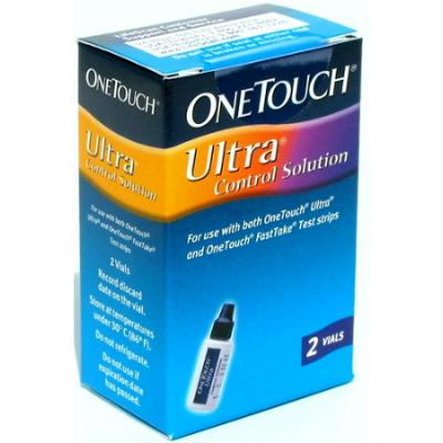 One Touch Ultra Control Solution
