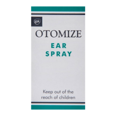 Otomize Ear Spray 5ml Pom K2