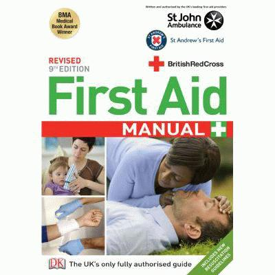 St Johns First Aid Book Revised 10th Edition
