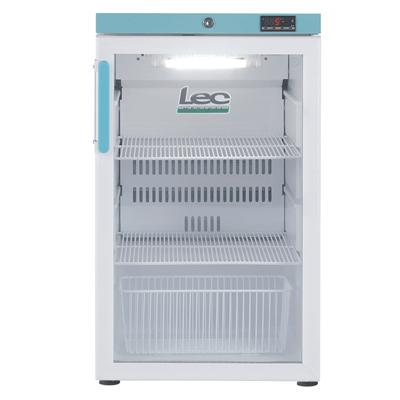 Lec Medical PG307C Pharmacy Fridge - Glass Door