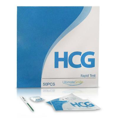 HCG Pregnancy Test Strips (50)