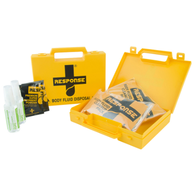 Response Body Fluid Kit 2 Application