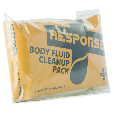 Response Clean Up Pack for Kits