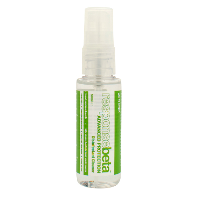 ResponseBeta Disinfectant Cleaner Finger Spray - 50ml