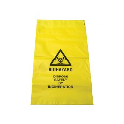 Biohazard Waste Bag - 34cm x 38cm (1)