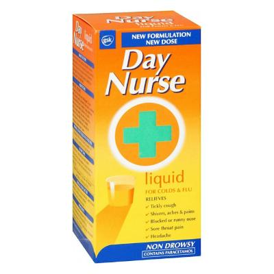 Day Nurse Liquid - 240ml *P*