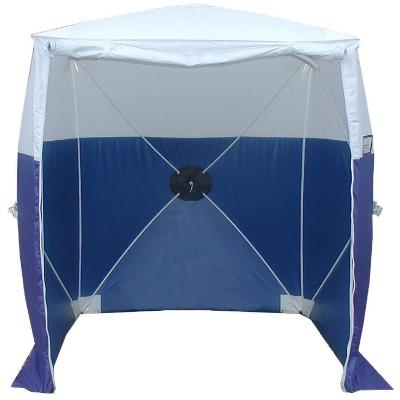 Speed Shelter Emergency Tent - 2.1 x 2.1 x 2m - Blue/White