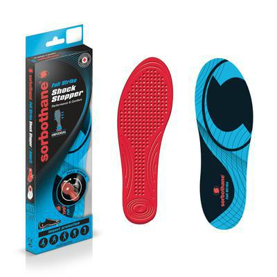 Sorbothane Full Strike Insoles - Size 10