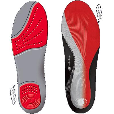 Sorbothane Double Strike Insoles - Size 8
