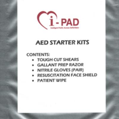 iPad SP1 AED Starter Kit