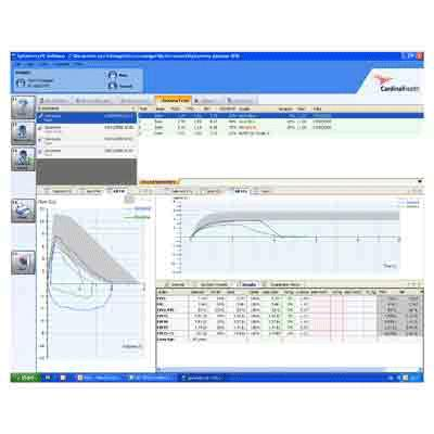 CareFusion Spirometry PC Software