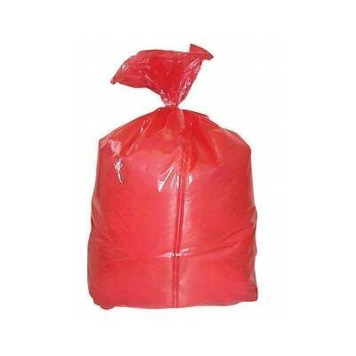 Dissolvable Strip Laundry Bags - Red (200)