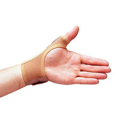 Thumb Support Elastic Spica - Beige - Left - Large