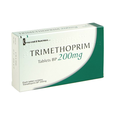 Trimethoprim Tablets - 200mg (14) *POM*