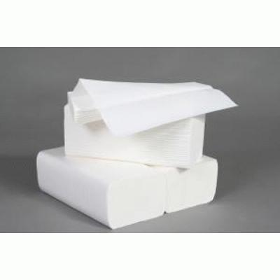Economy Hand Towels 2 Ply Z Fold (Case of 3000)