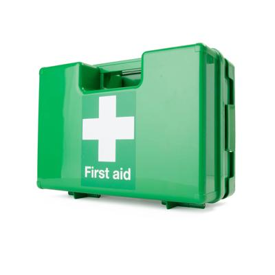 Deluxe First Aid Case - Small - 282mm x 220mm x 120mm