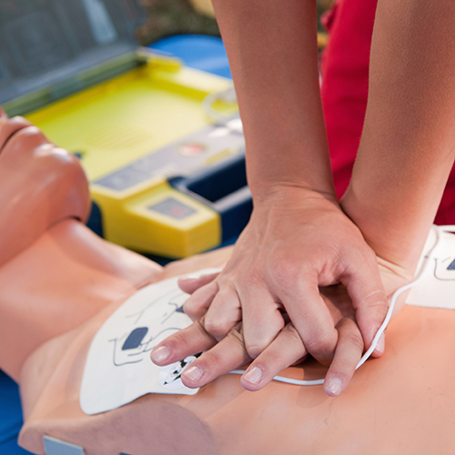 2 Day Emergency First Aider in the Workplace (EFAW) Training - Individual